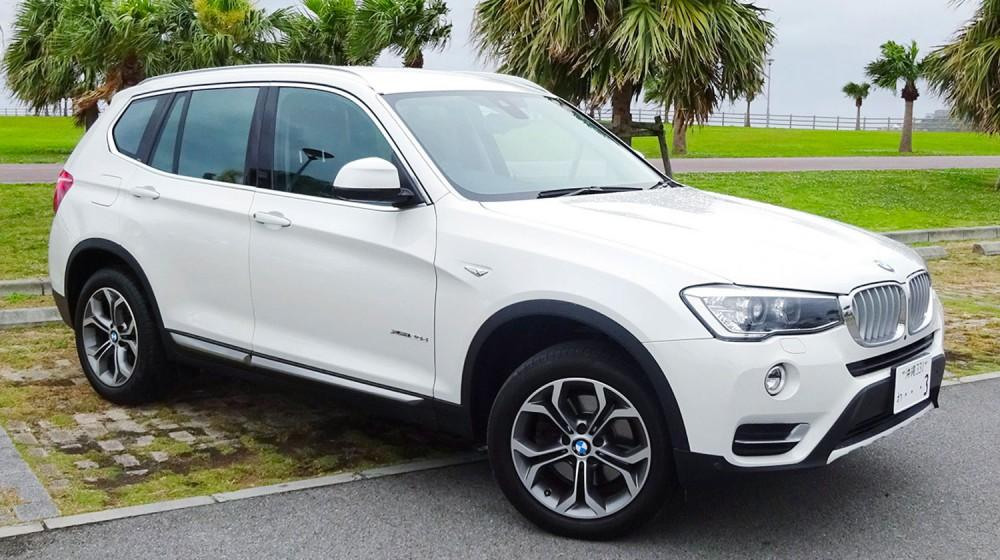 BMW X3(高品質 USED CAR)