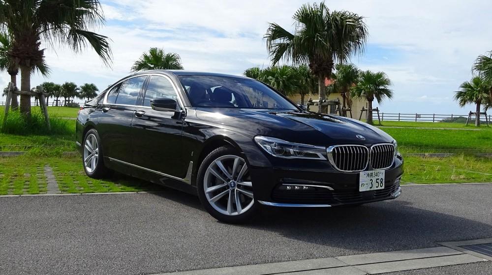 BMW 740E IPERFOMANCE
