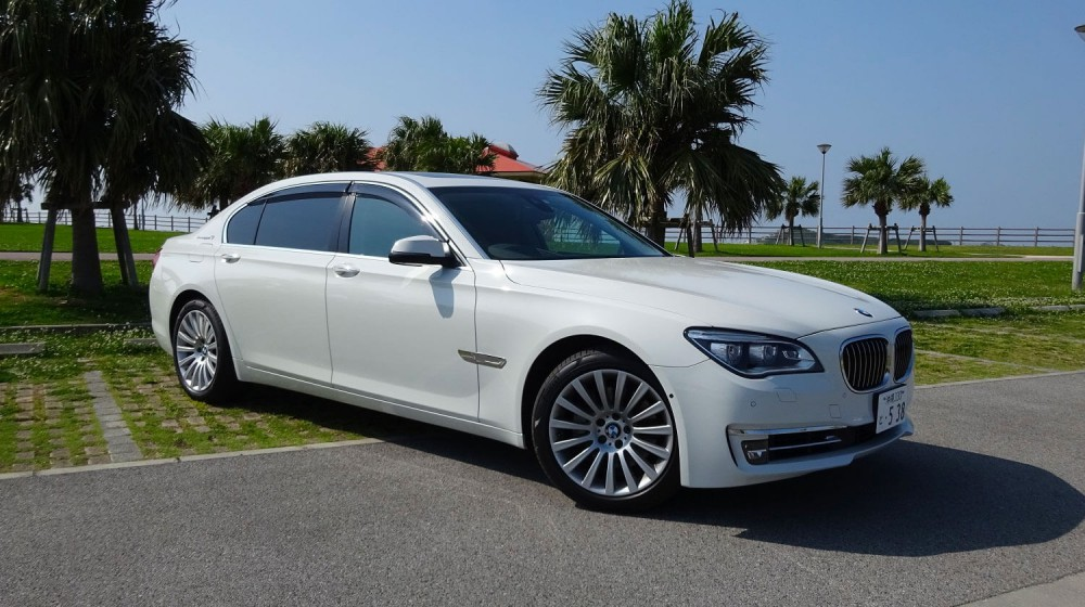 BMW ACTIVEHYBRID 7(高品質USED CAR)